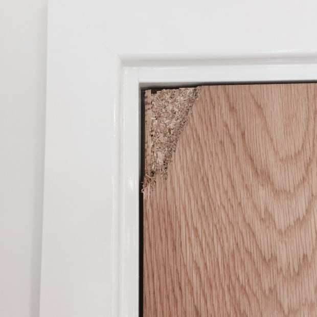 Magicman Repairs To Scuffed Scratched And Damaged Doors