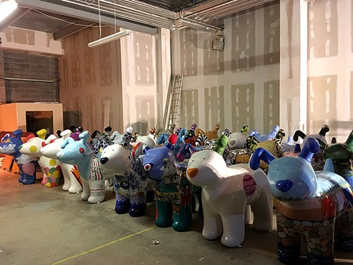 Snowdogs by the Sea get ready for fund-raiser
