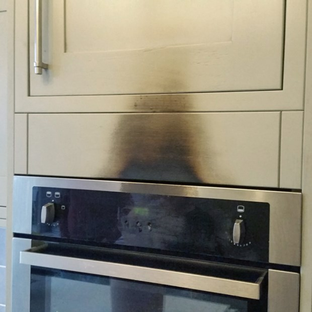 Magicman Kitchen Unit And Door Repairs, How To Repair Chipped Gloss Kitchen Cabinets