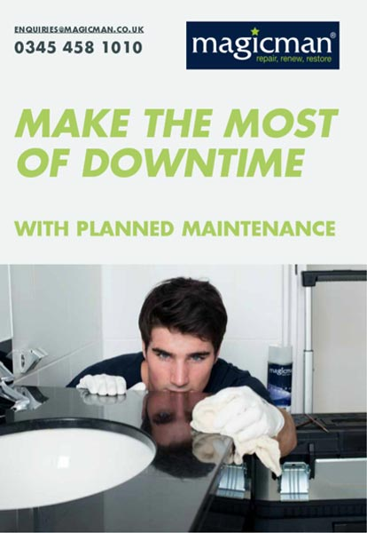 Make the most of Downtime with Magicman